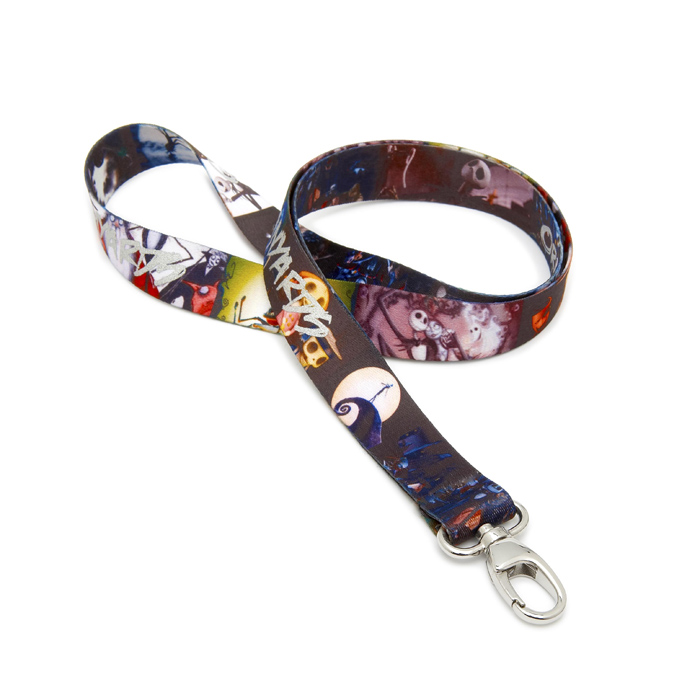 Express Lanyard mit Sublimationsdruck