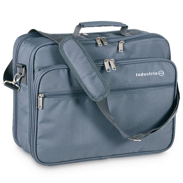 Große Tasche für Laptop und Dokumente (bedrucken als Werbegeschenk)