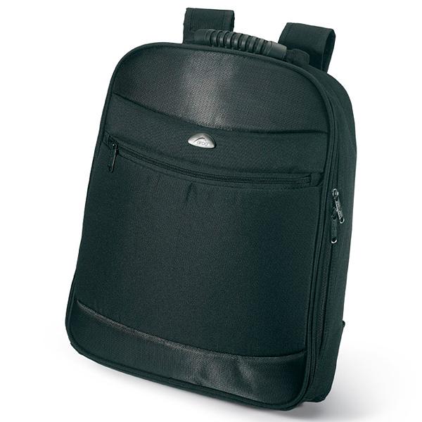 Laptoptasche als Rucksack (zum Bedrucken als Werbegeschenk)