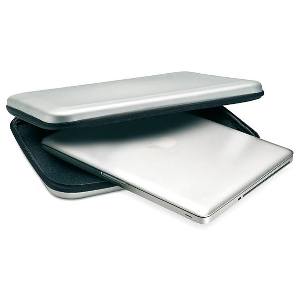 Laptoptasche mit Aluminiumhülle (bedruckbar)
