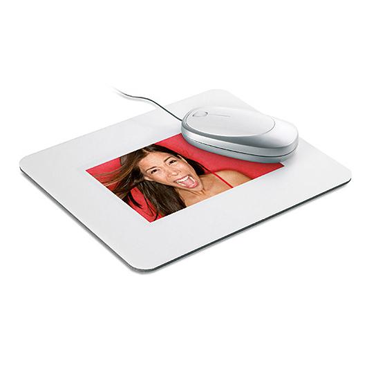 Mousepad als Fotorahmen (bedruckbar)