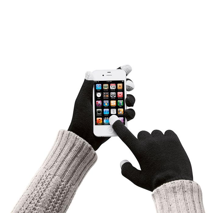 Smartphone-Handschuhe – als Werbeartikel zum Bedrucken