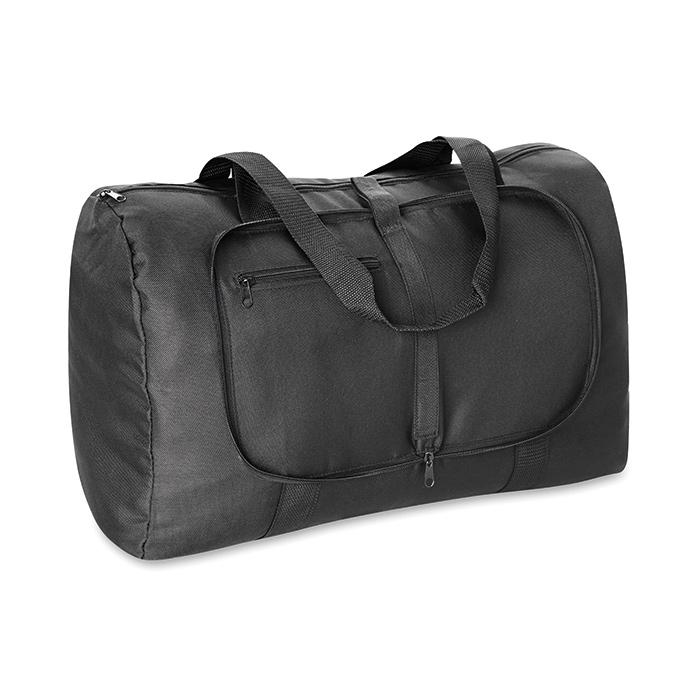Faltbare Sporttasche – Tasche zum Bedrucken als Werbemittel