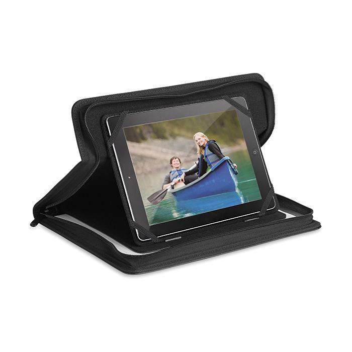 Tablet A4 Portfolio Tasche bedrucken als Werbegeschenk