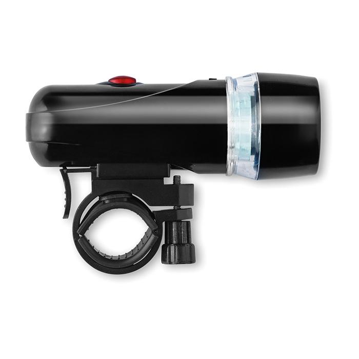 Fahrradlampe (bedruckbar als Werbeprodukt)