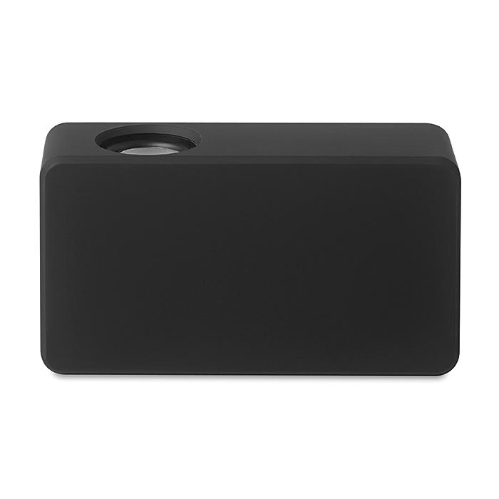 Werbeartikel kabelloser Handy-Lautsprecher mit Logo bedrucken