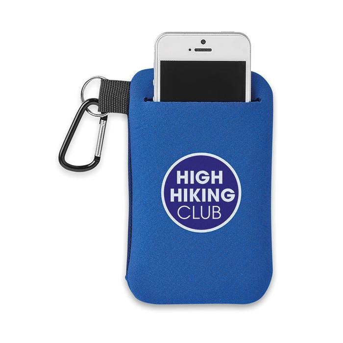 Smartphone Tasche – mit Logo bedruckbar