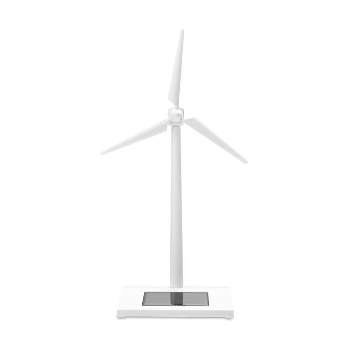 Windrad-Modell (mit einem Logo bedruckbares Werbeprodukt)