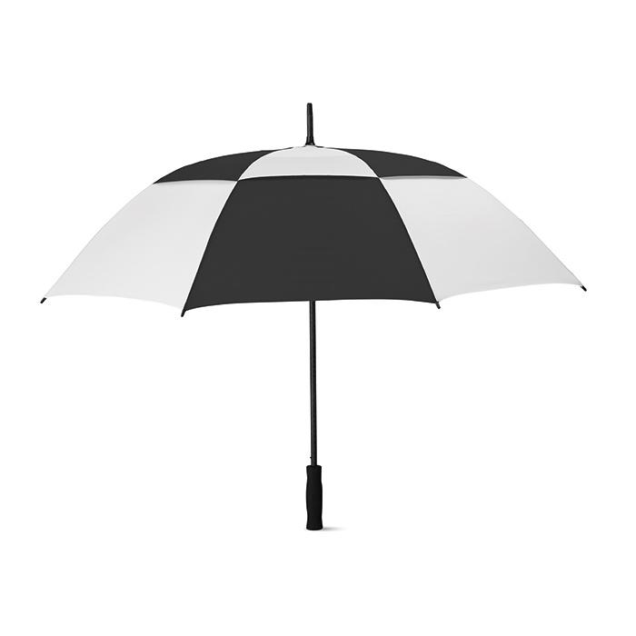 Regenschirm zum Bedrucken mit einem Logo als Werbeartikel