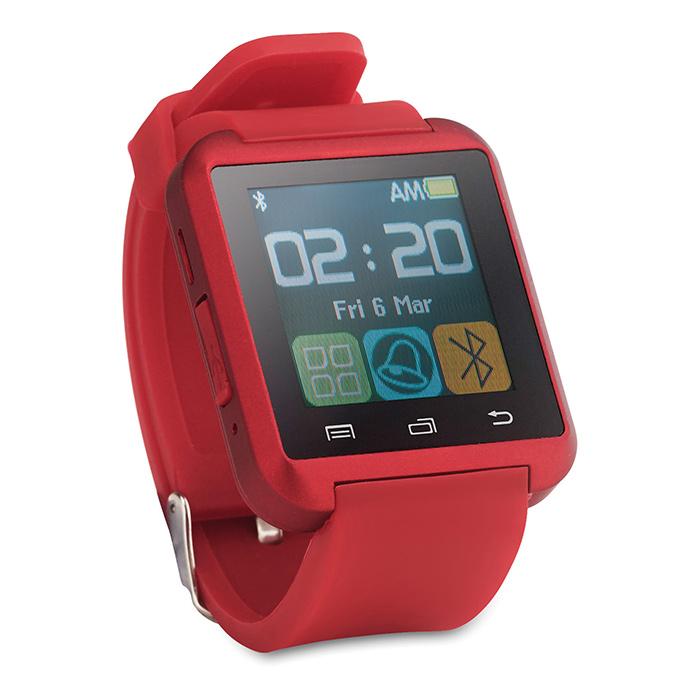 SmartOne Bluetooth Smartwatch (bedruckbar als Werbegeschenk)