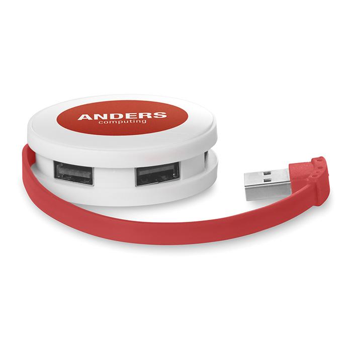2.0 USB-Port als Werbemittel online bedruckbar als Werbeartikel