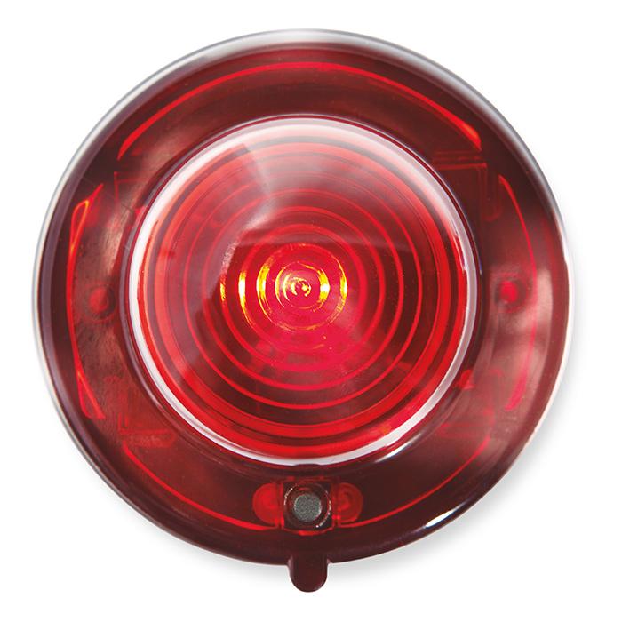 Notfalllampe bedrucken lassen