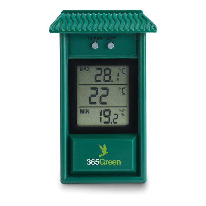 Außen-Thermometer als Werbemittel individuell bedruckbar