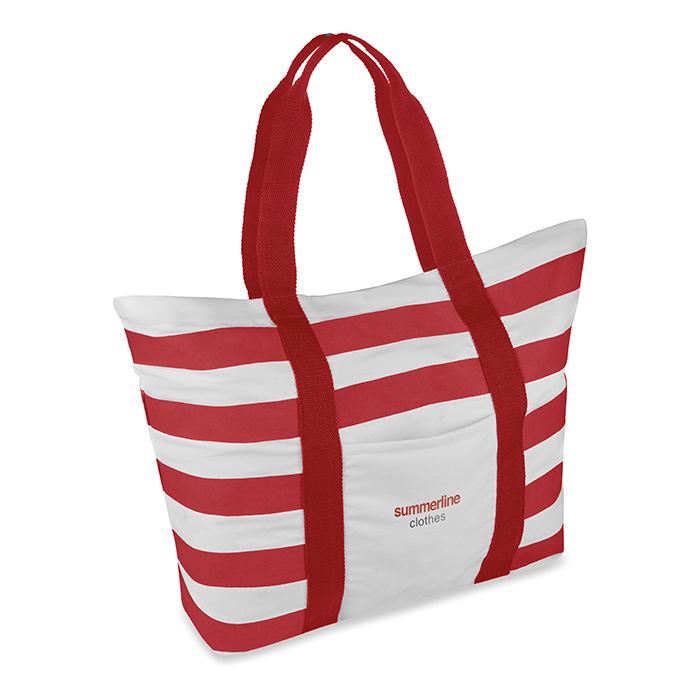 Strandtasche (mit Logo online bedruckbar als Werbepräsent)