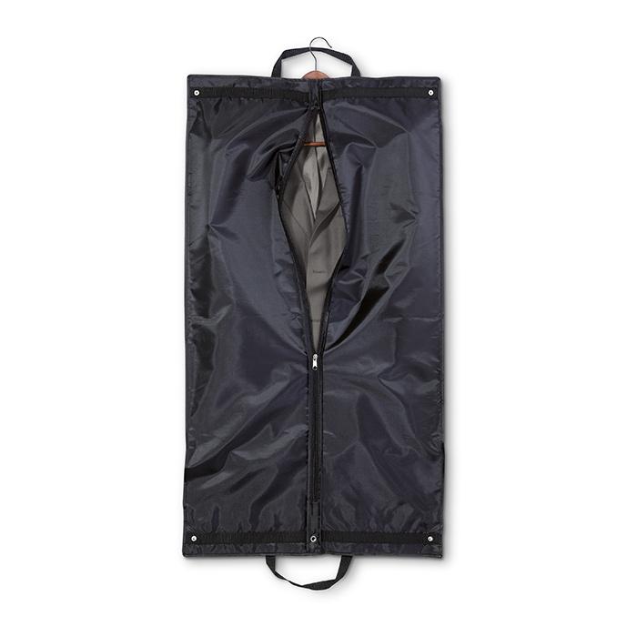 Kleidersack als Werbeprodukt mit einem Logo individuell bedruckbar