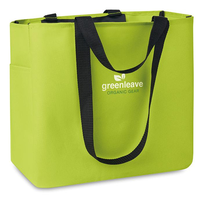 Shoppingtasche als Werbegeschenk online bedruckbar mit Logo