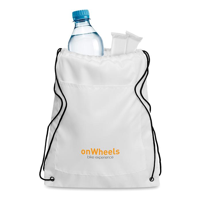Kühltasche (mit einem Logo bedruckbar als Werbegeschenk)
