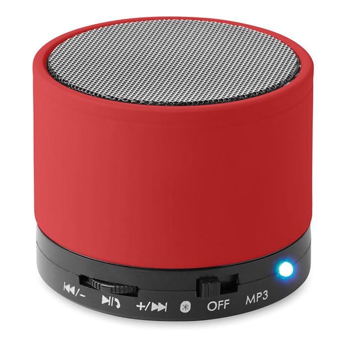 Bluetooth Lautsprecher zum individuellen Bedrucken mit einem Logo