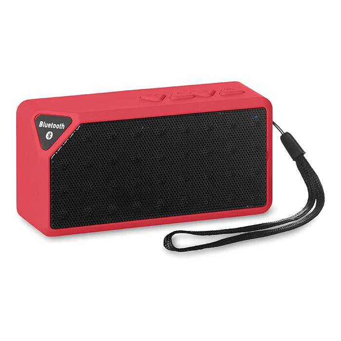 Bluetooth Lautsprecher individuell bedruckbar als Werbepräsent