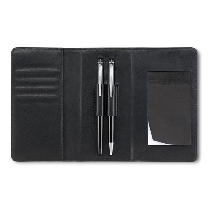 Kunstleder Brieftasche als Werbepräsent zum Bedrucken