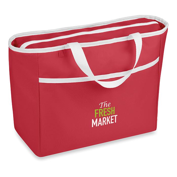 Kühltasche/ Shopping Tasche als Werbeartikel