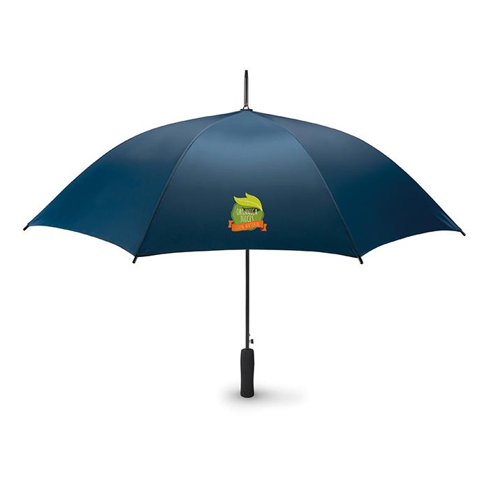 23 Zoll Regenschirm (günstig bedruckbar als Werbeträger)