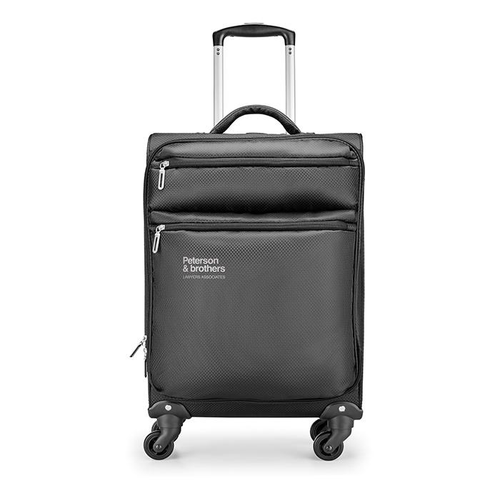 Koffer-Trolley individuell als Werbeartikel mit Logo bedruckbar
