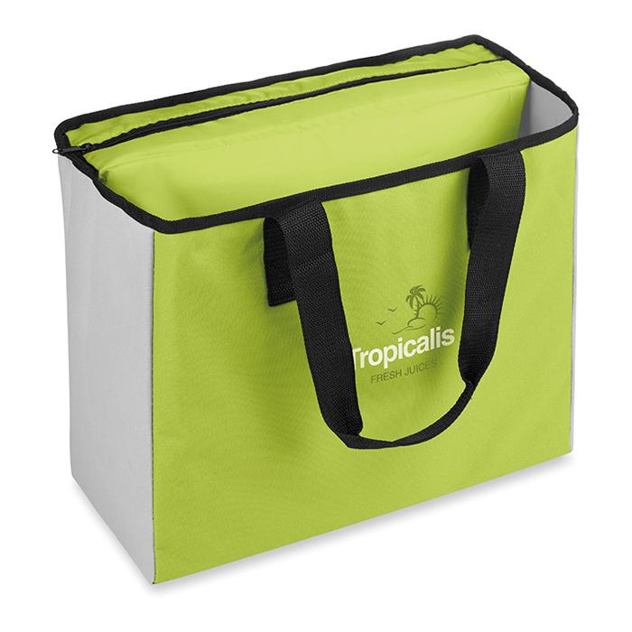 Kühl/Shopping Tasche als Werbeprodukt individuell bedruckbar