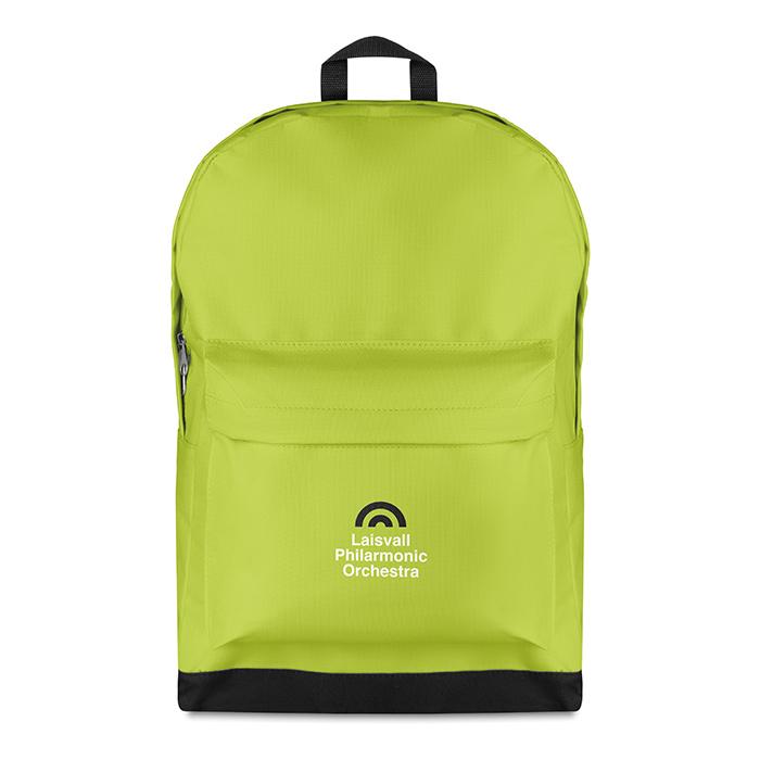 Rucksack individuell mit Logo bedrucken als Werbeprodukt