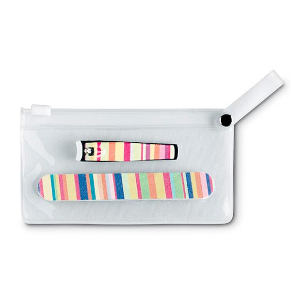 Nagelpflege – Maniküre Set (bedruckbar mit Logo)