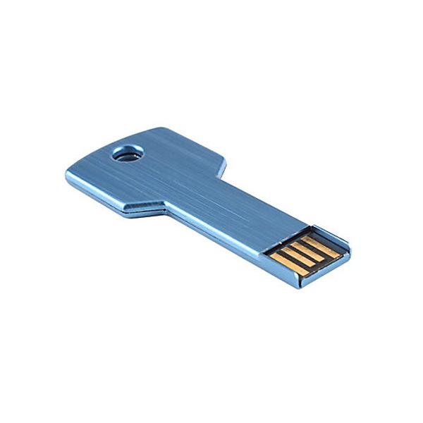 Schlüssel USB Stick farbig (inkl. Logodruck)
