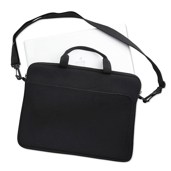 Neopren Laptop Tasche als Werbeartikel zum Bedrucken