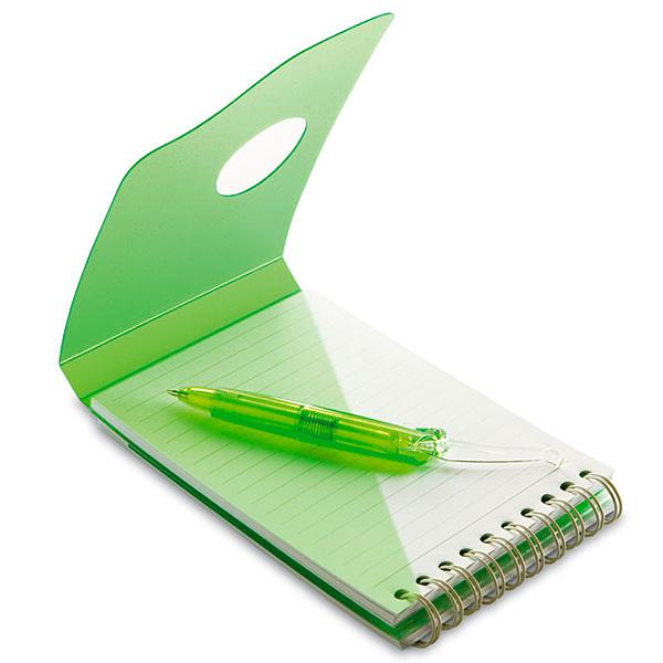 Kleines Notizbuch bedrucken als Werbegeschenk