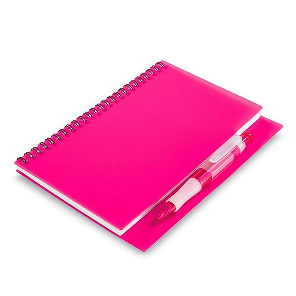 Notizbuch (bedruckbar mit Firmenlogo)