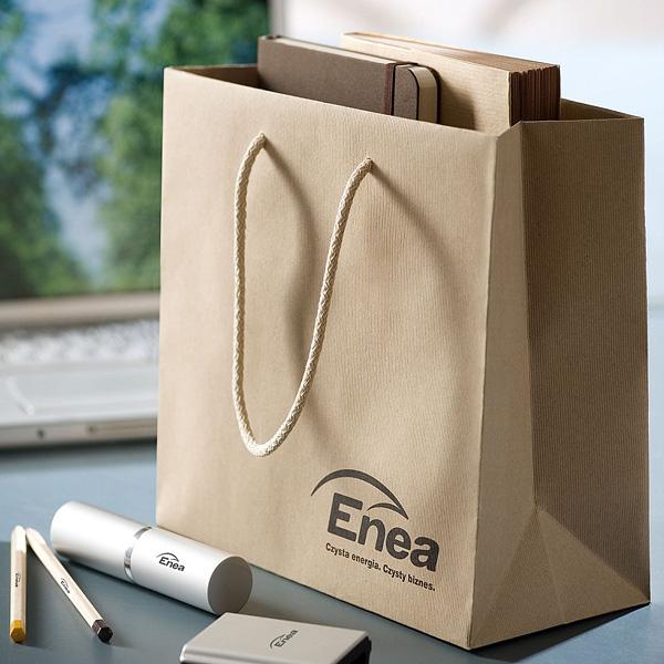 Eko Papiertasche – Boutique Tüte – zum bedrucken