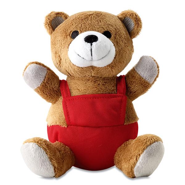 Plüsch Teddybär bedrucken als Werbegeschenk