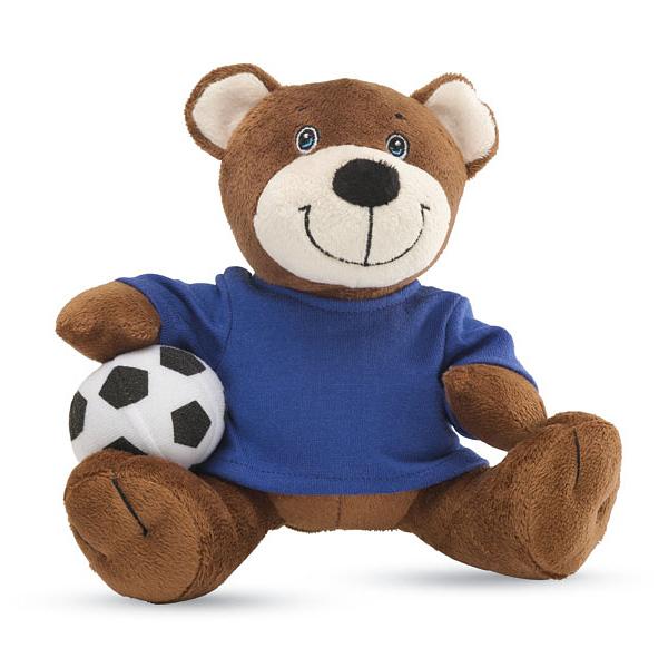 Plüsch Teddybär (bedruckbar)