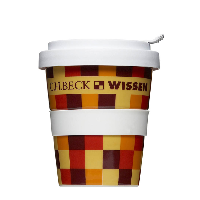 Coffee to go Tasse 0,32l zum bedrucken