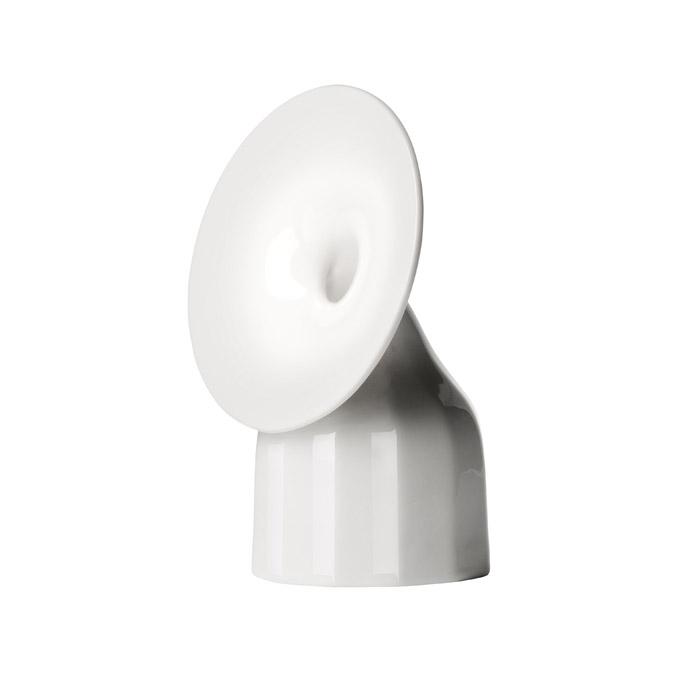 Porzellan Designer Lautsprecher fürs Handy als Werbeartikel bedrucken