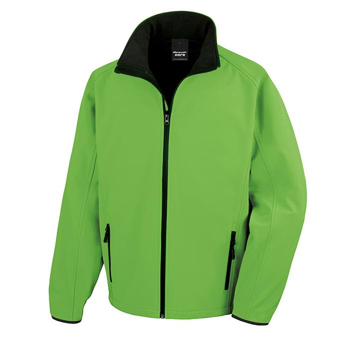 Soft Shell Jacke individuell bedruckbar als Werbepräsent