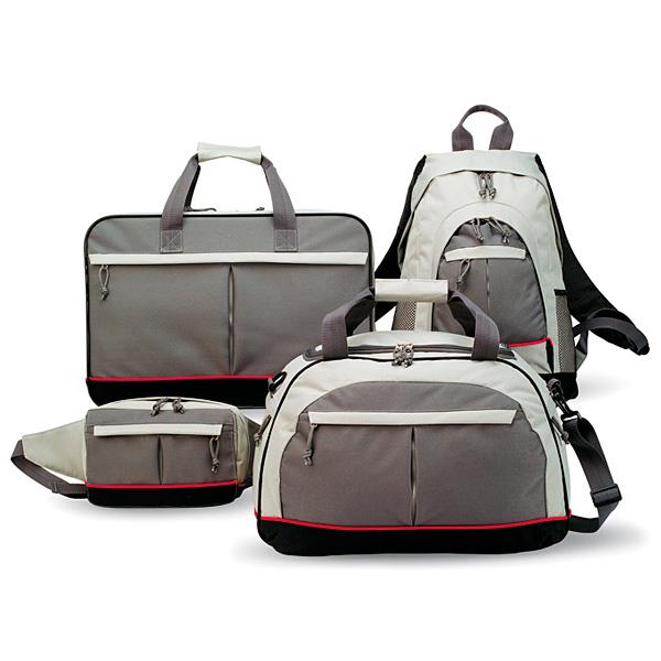 Reisetaschen-Set (bedruckbar)