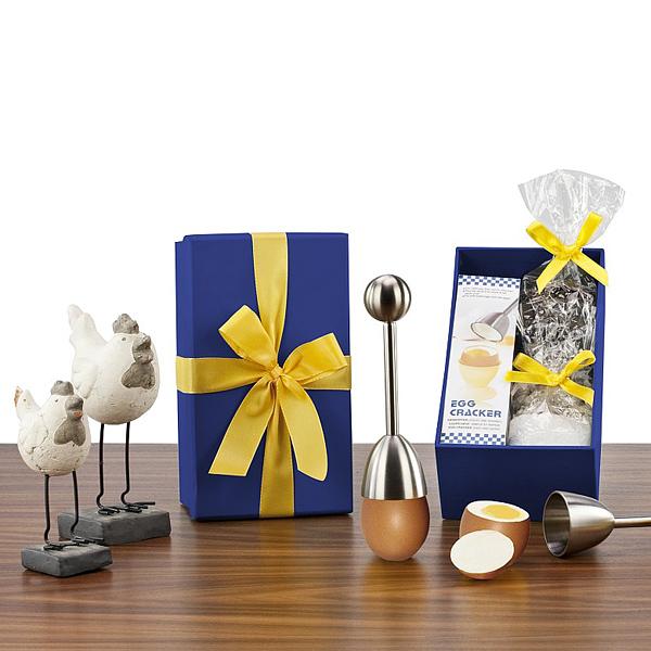 Eierköpfer als Werbegeschenk & Werbepräsent