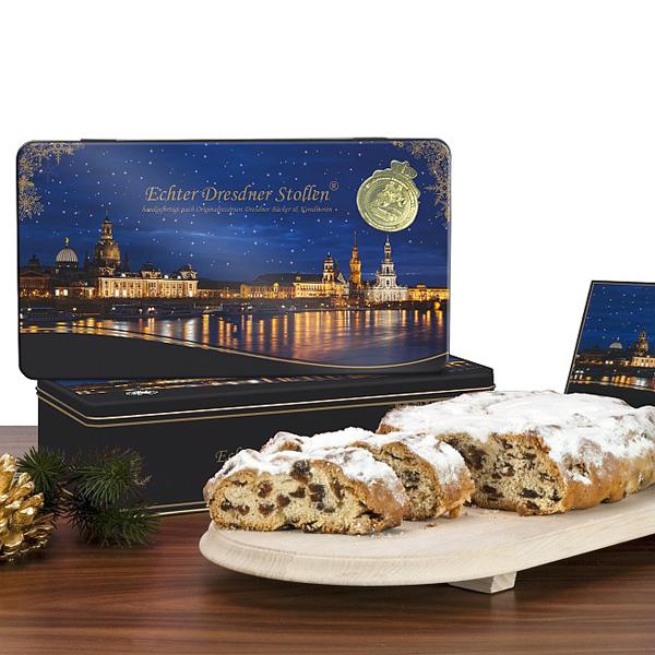 Christstollen 250 g als Werbepräsent zu Weihnachten