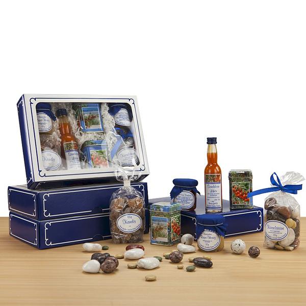Sandorn Likor, Tee und Konfitüre als Werbepräsent