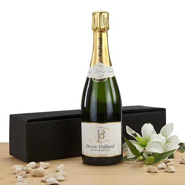 Champagner Pierre Paillard als Präsent