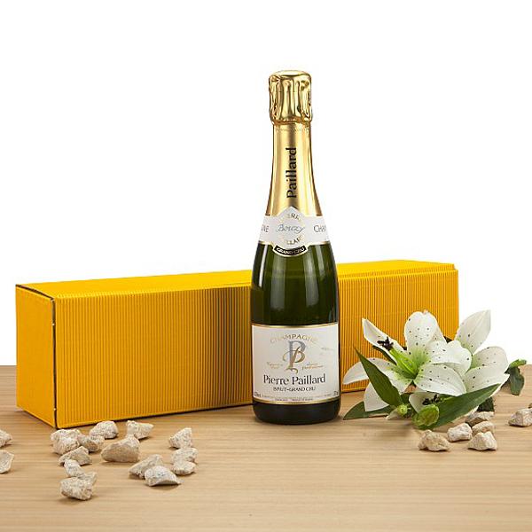 Mini Champagner Pierre Paillard als Kundengeschenk