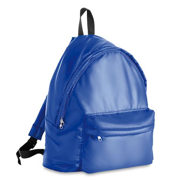 Rucksack blau (bedruckbar mit Logo)
