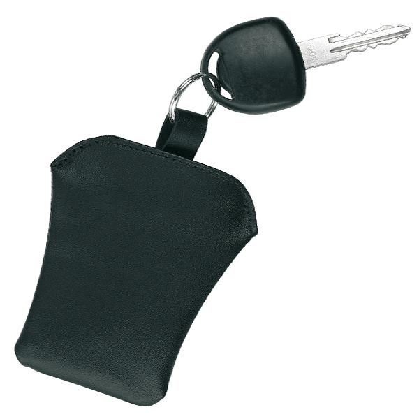 Leder Schlüsseletui als Werbegeschenk bedrucken