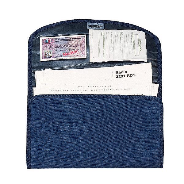 Wagenpapiertasche – Tasche für KFZ Unterlagen zum Bedrucken