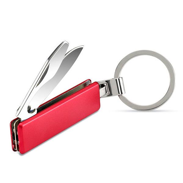 Schlüsselanhänger Taschenmesser (bedruckbar)